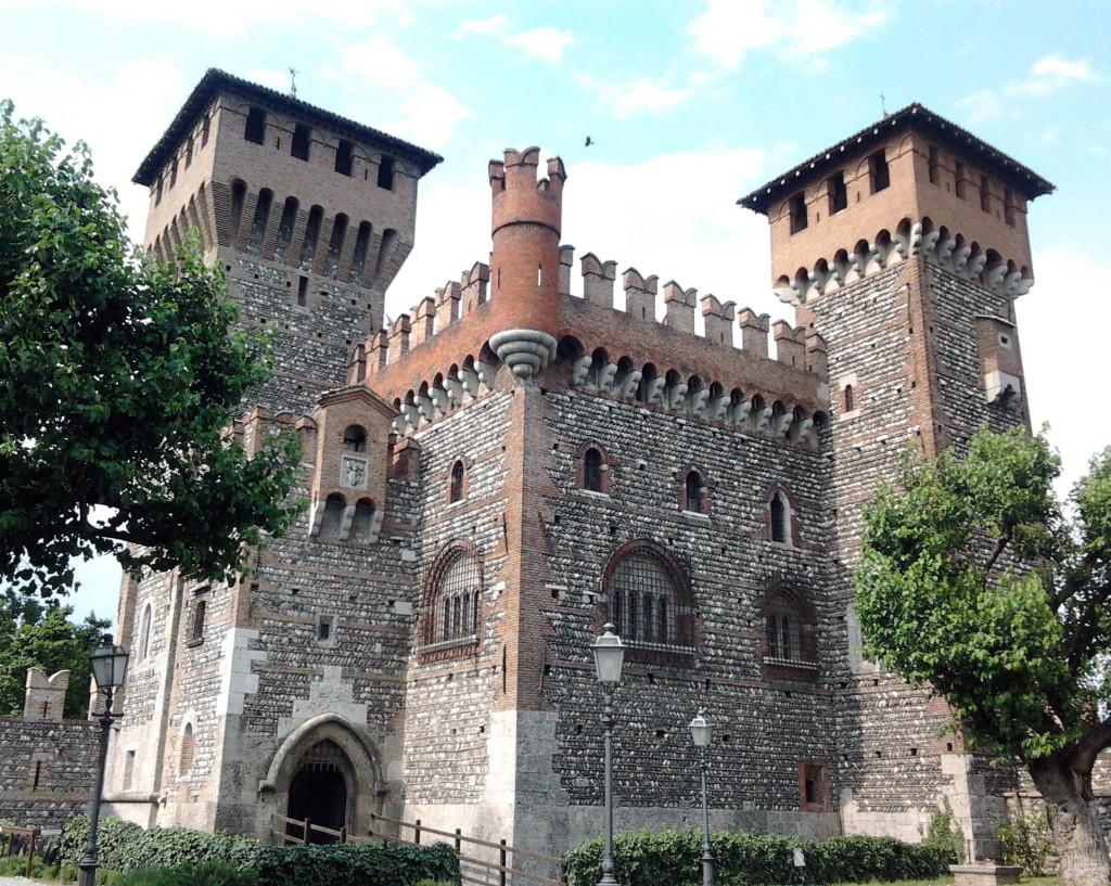 Visita al Castello Bonoris di Montichiari