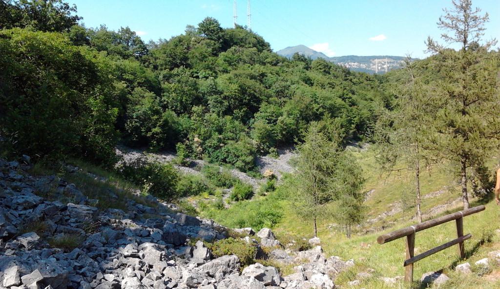 curiosità Valle del Freddo solto collina bergamo