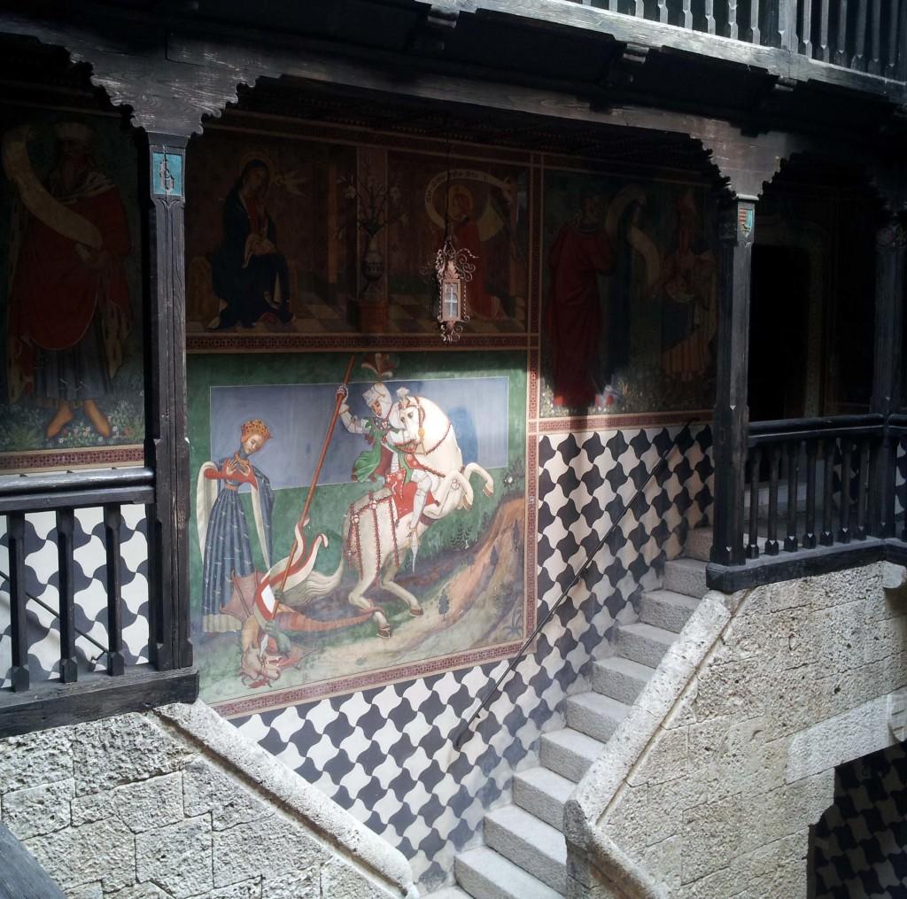 CORTE Castello Bonoris di Montichiari COSA VEDERE