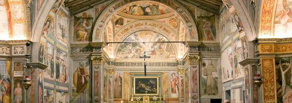 Visita alla Chiesa di San Bernardino di Lallio
