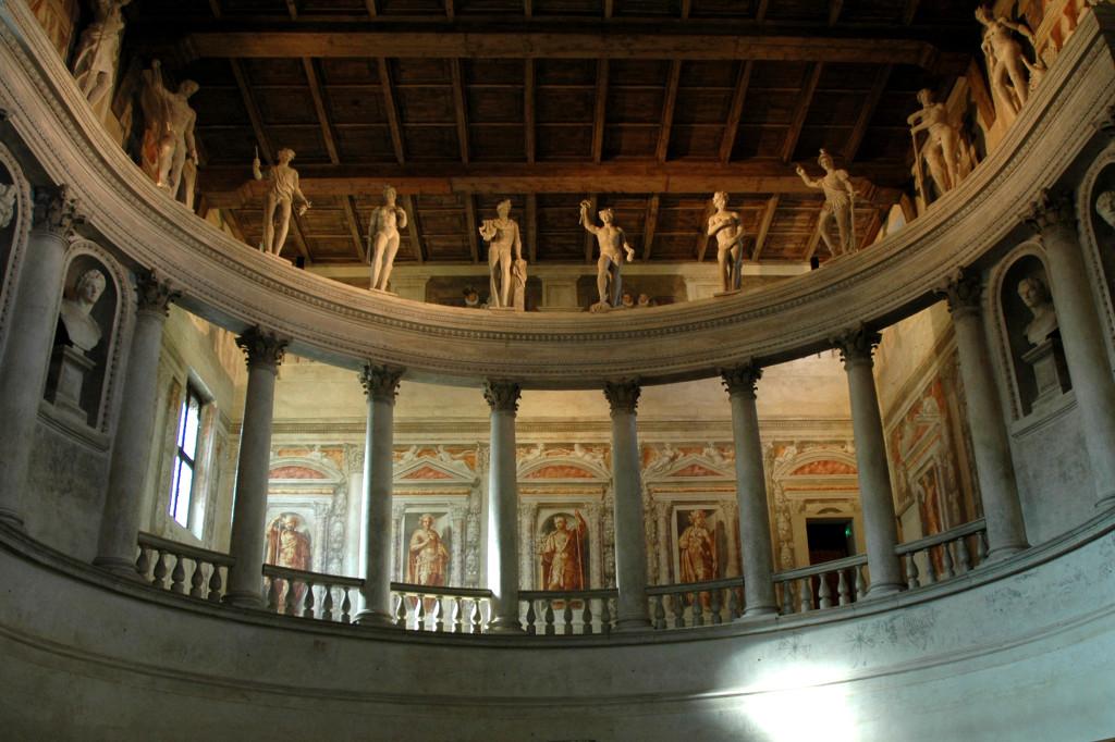 Cosa vedere in un giorno a Sabbioneta teatro antico