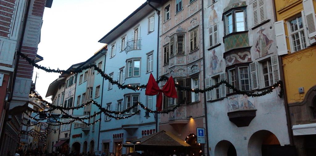 centro storico bolzano natale
