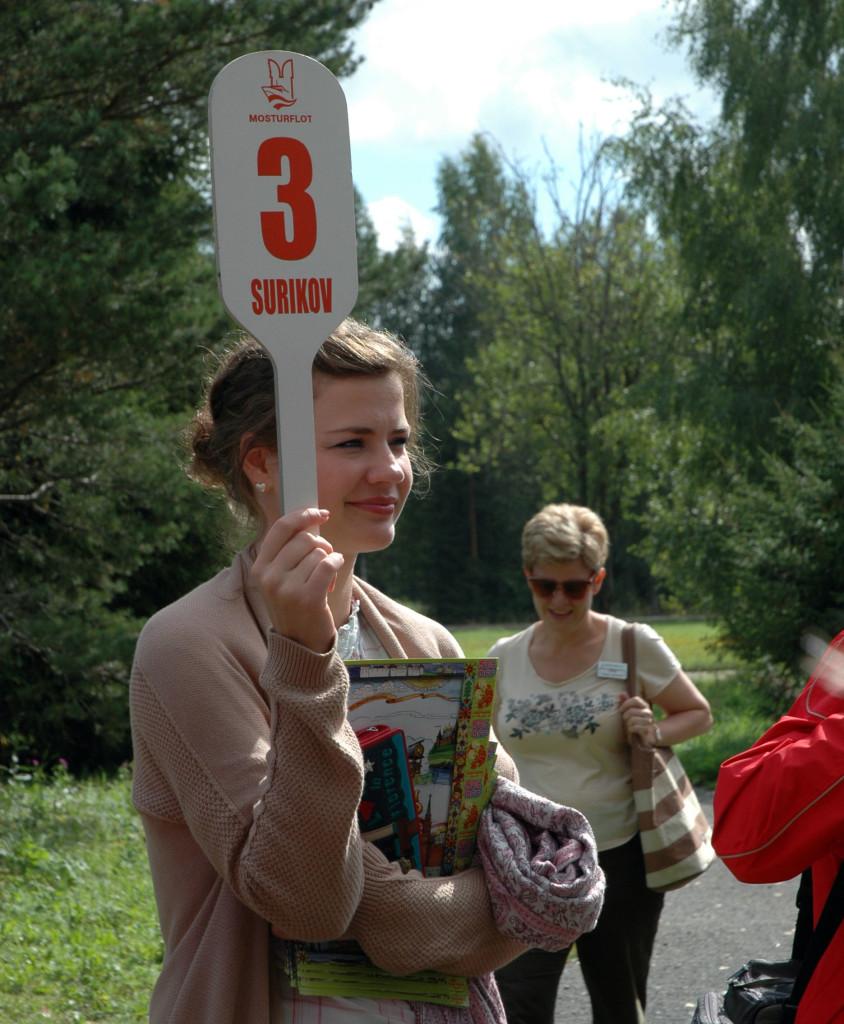 guida crociera russia