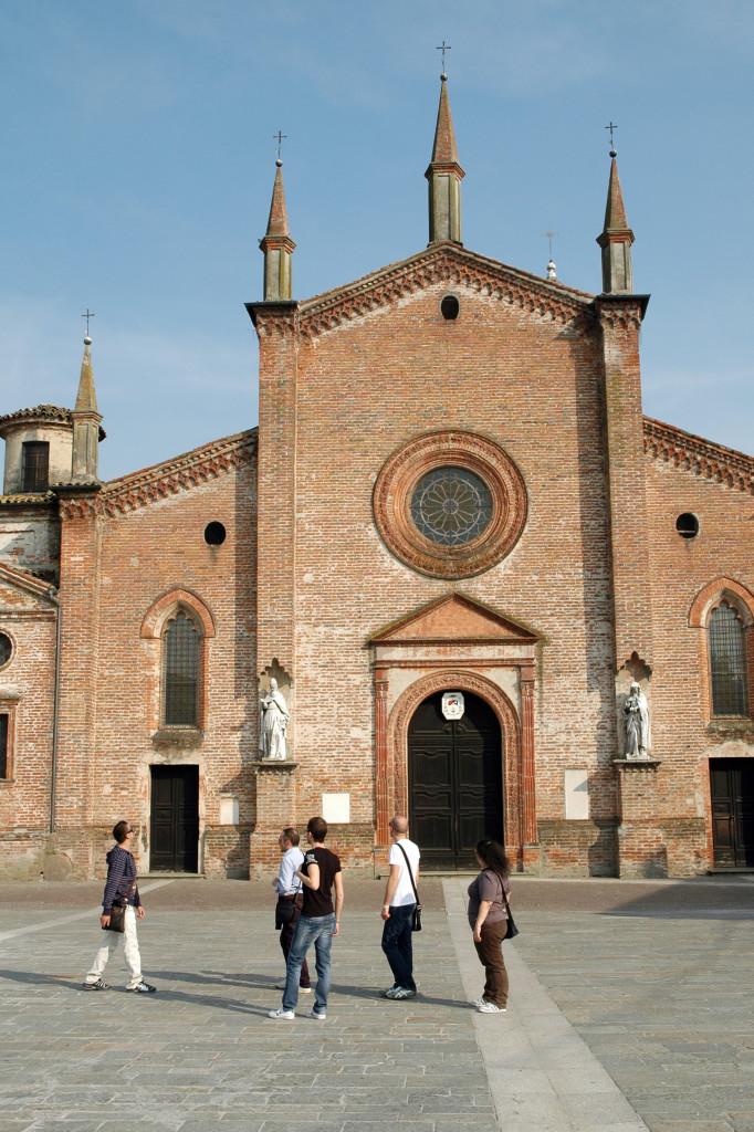zibello Parrocchiale dei Santi Gervaso e Protasio