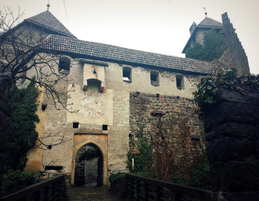 castel roncolo ingresso