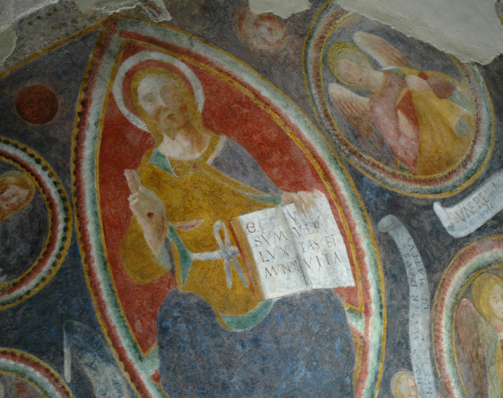 affreschi sant egidio in fontanella