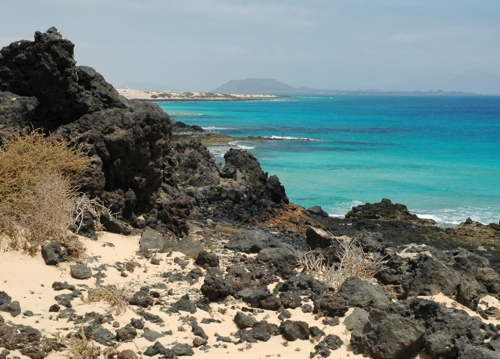 costa orientale fuerteventura