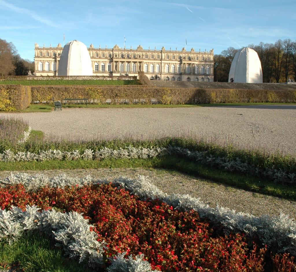herrenchiemsee e giardini