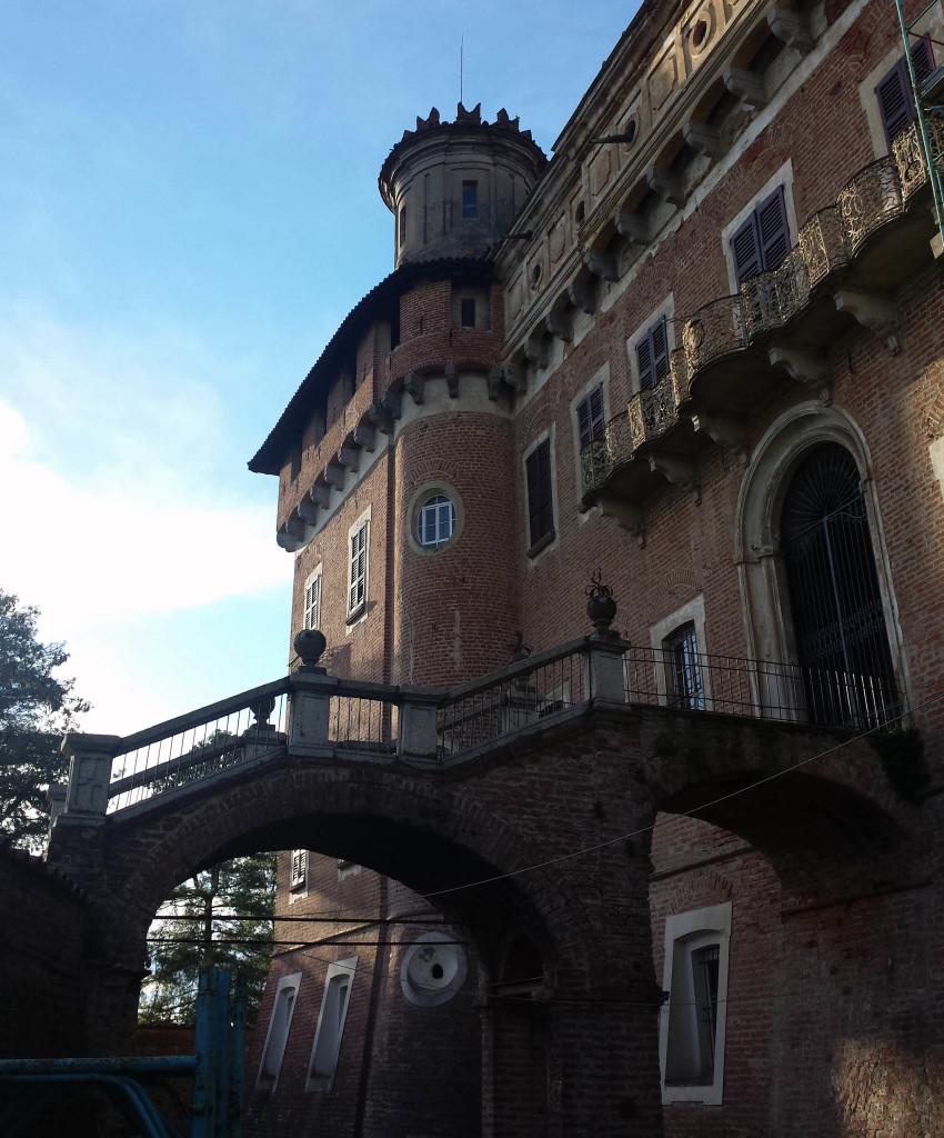 visita castello procaccini chignolo po