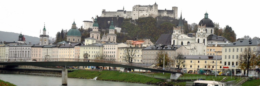 panorama salisburgo