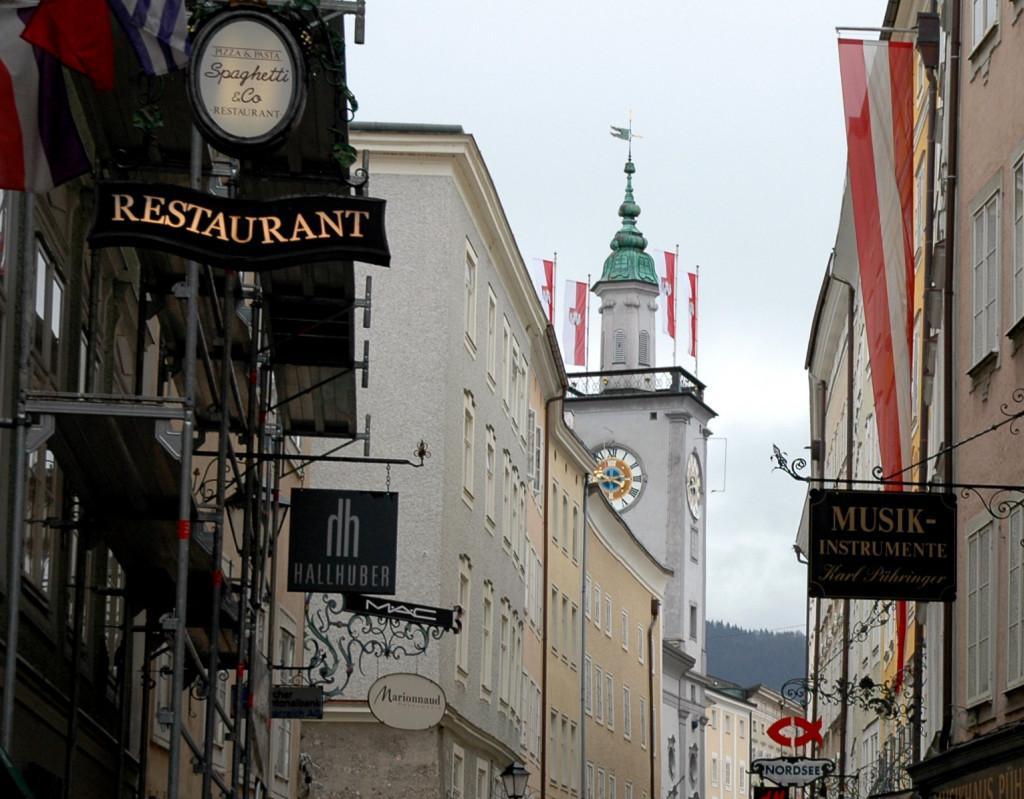 cosa vedere salisburgo