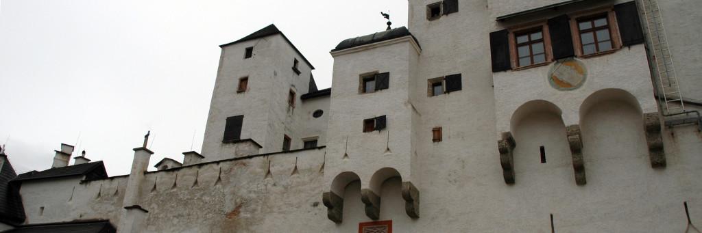 Festung Hohensalzburg salisburgo