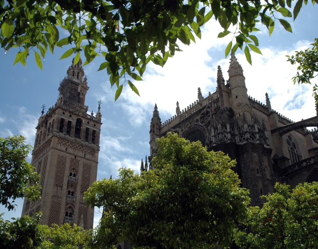 cattedrale e giralda siviglia