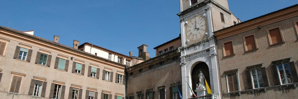 palazzo comunale modena