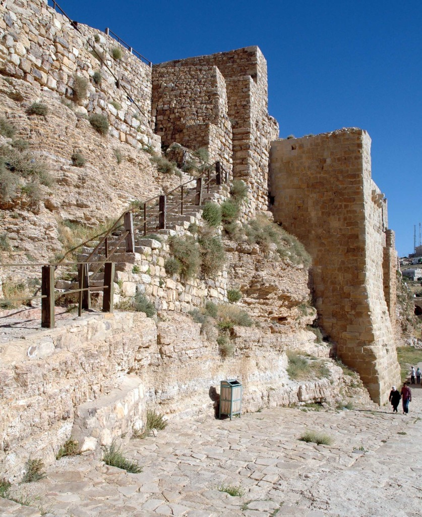 castello crociato karak