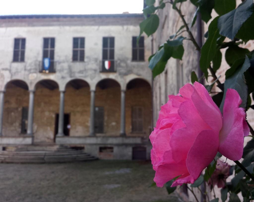 castello pagazzano palazzina cinquecentesca