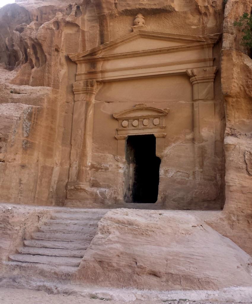 tempio piccola petra