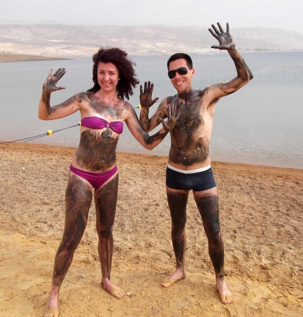 fanghi mar morto