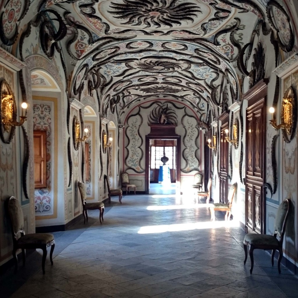 Castello Reale di Sarre galleria