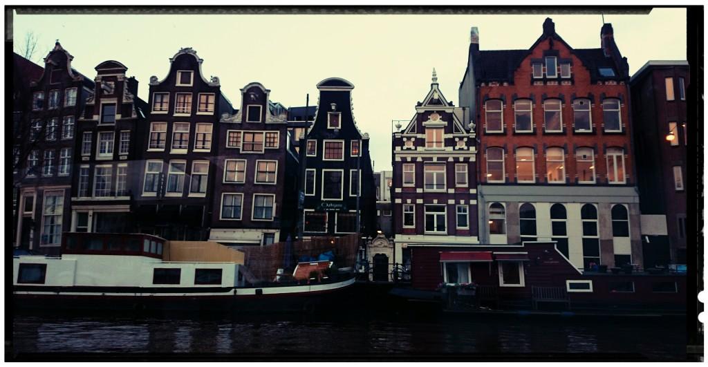 Cosa vedere a Amsterdam barca