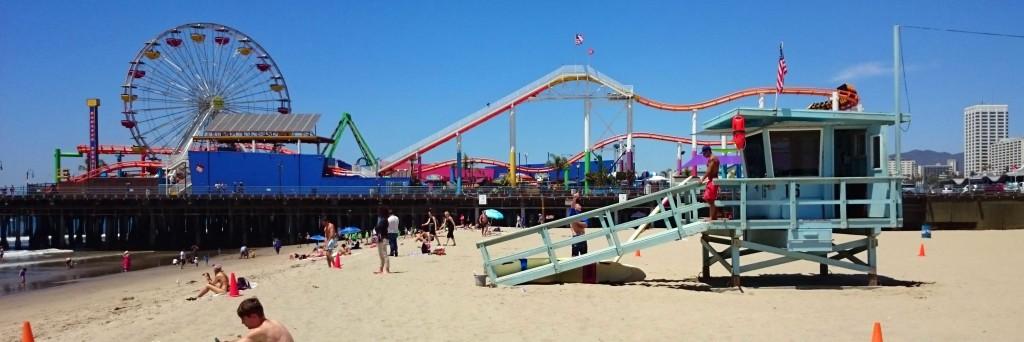 West Usa Santa Monica Los Angeles Tusoperator