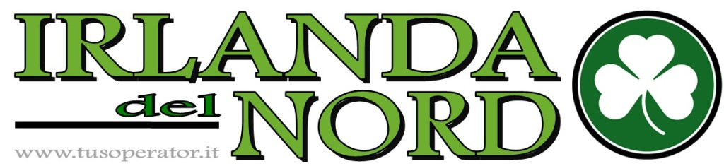 Logo tour Irlanda del Nord