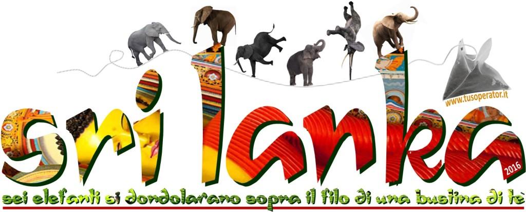 Logo tour SRI LANKA