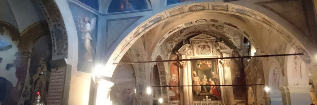 chiesa santa caterina del sasso