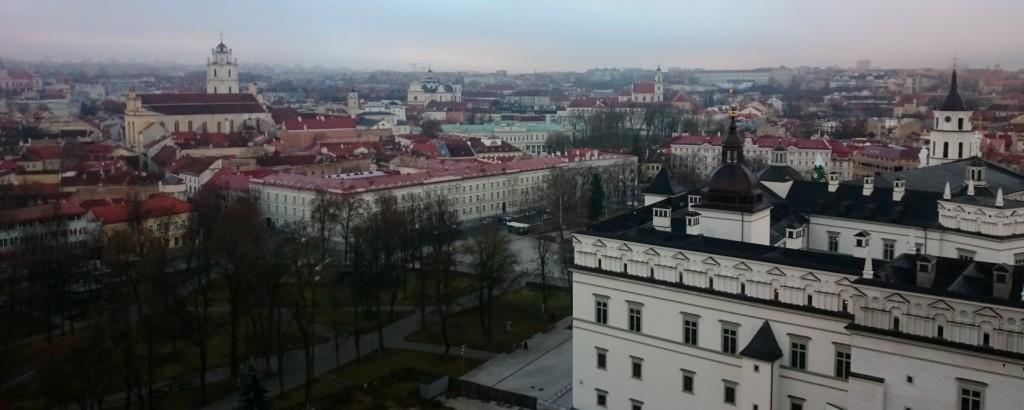 cosa vedere a Vilnius Lituania