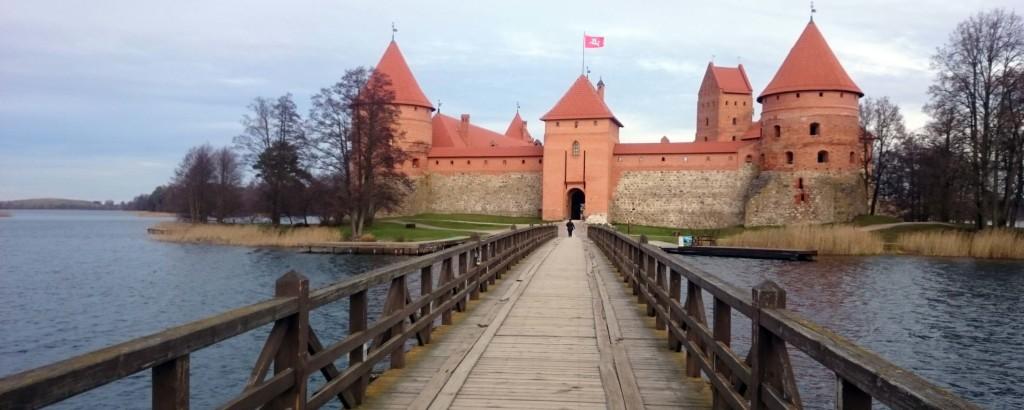 castello trakai lituania