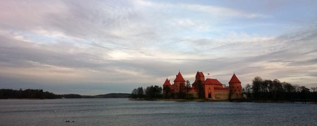 trakai castle lituania