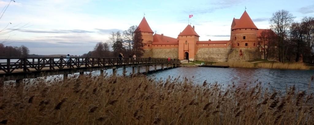 trakai castle tusoperator lituania