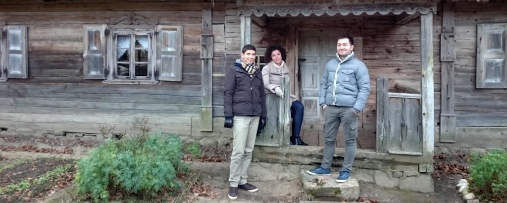 villaggi lituania