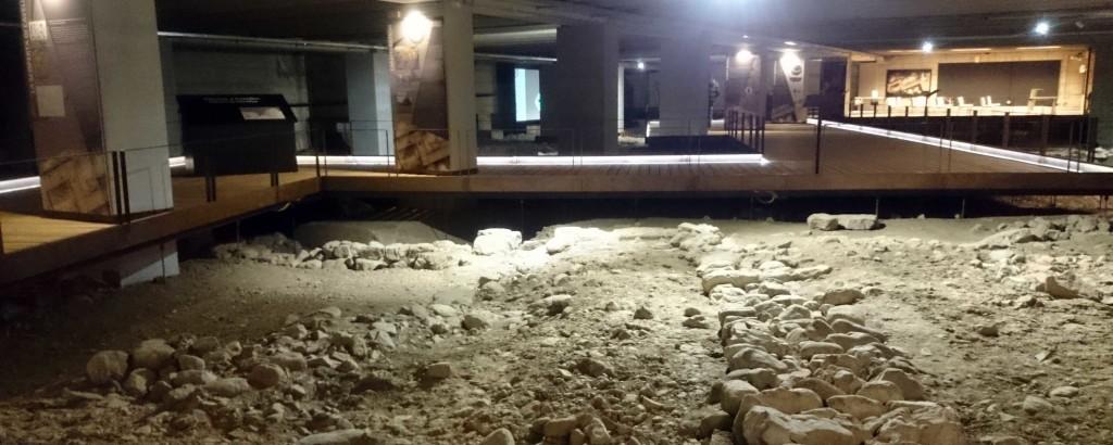 museo cavellas area archeologica