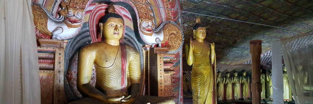 dambulla grotta buddha tusoperator