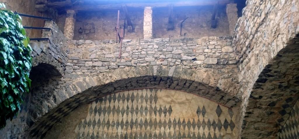 castello bianzano cortile visita tusoperator