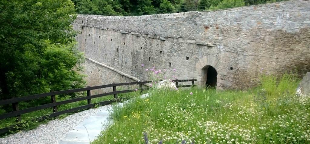 ponte romano acquedotto ael aosta tusoperator