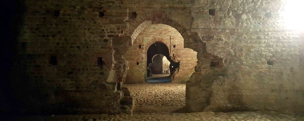 castello trezzo tusoperator sotterranei