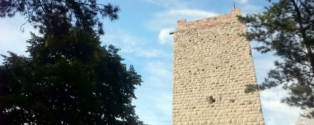 torre castello trezzo adda