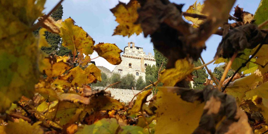 Castello Avio autunno