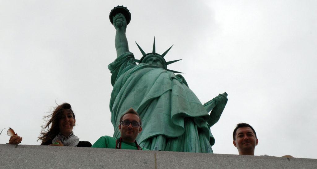 diario di viaggio new york
