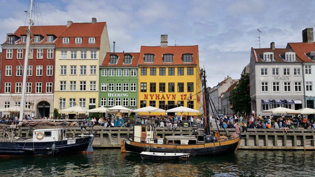 Il canale di Nyhavn_cosa vedere a Copenaghen