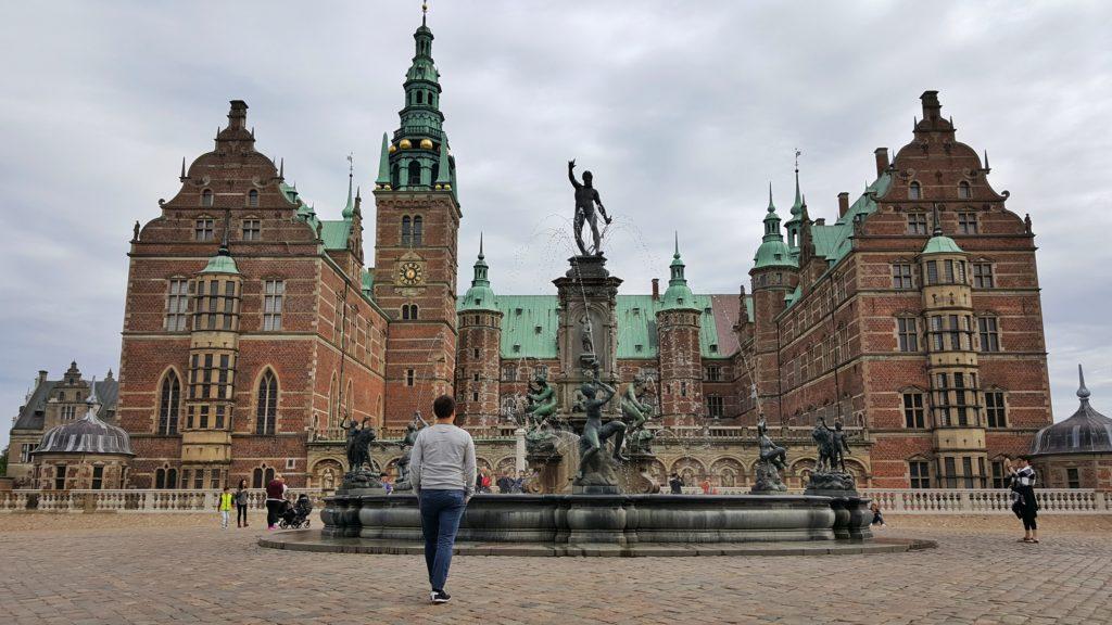 Castello di Frederiksborg_itinerario in danimarca_in auto