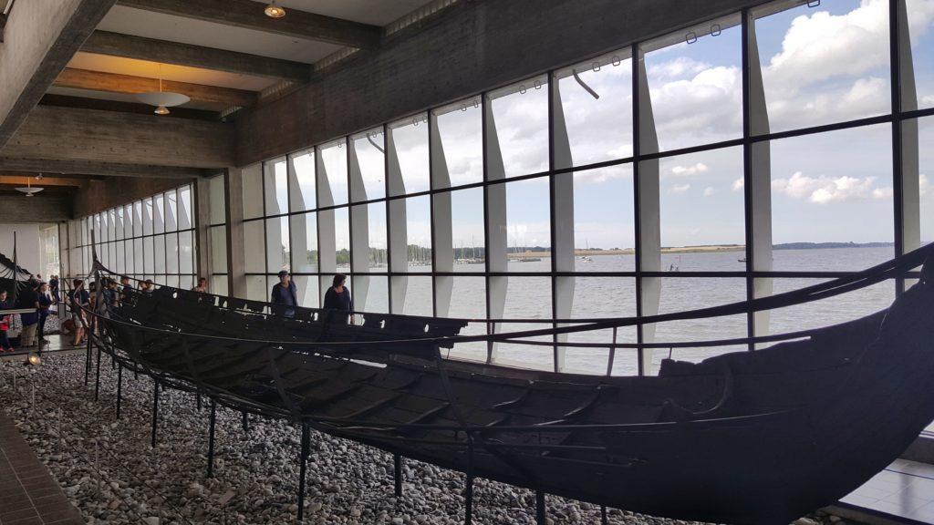 Museo delle navi vichinghe a Roskilde_diario di viaggio in danimarca