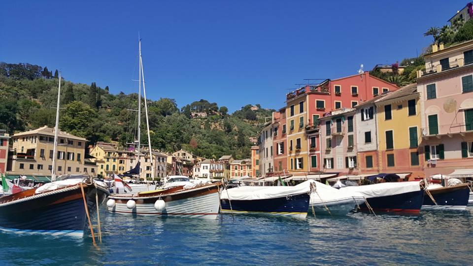 ITINERARIO DI UN GIORNO In barca a Portofino e San Fruttuoso