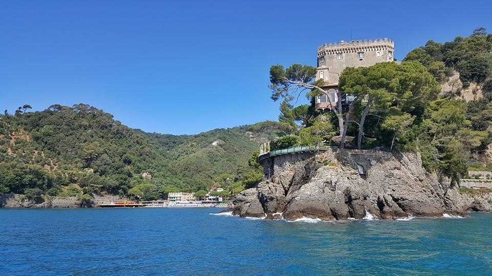 ITINERARIO DI UN GIORNO In barca PROMONTORIO PORTOFINO