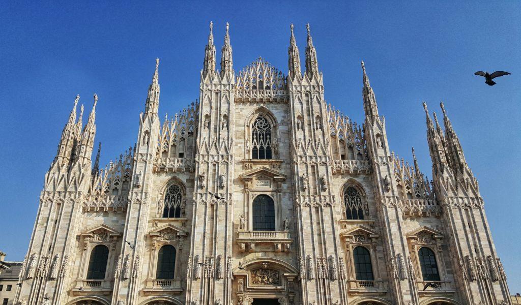le chiese più belle di milano_duomo