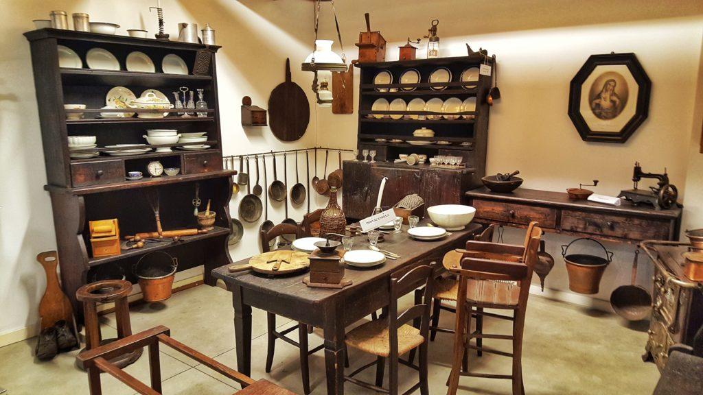 antica cucina bergamasca_museo