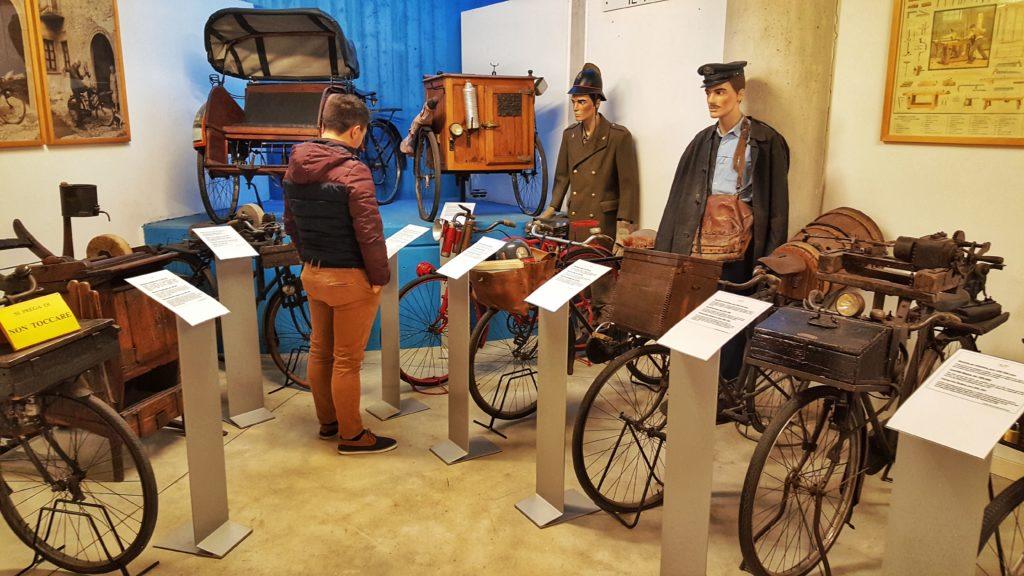 antiche biciclette_museo_bergamo