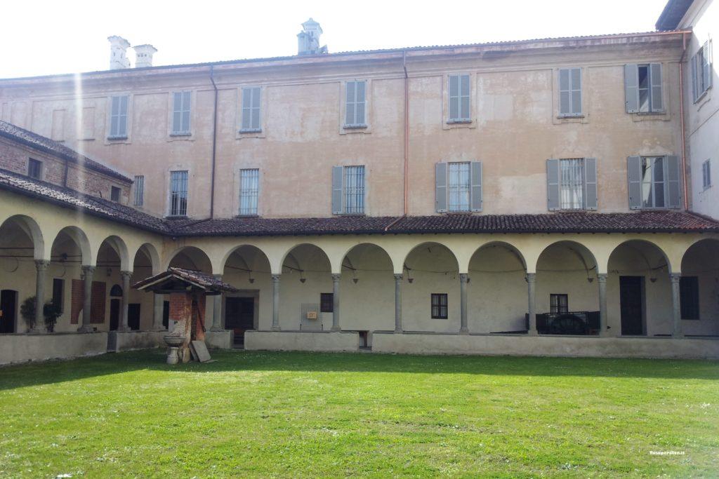 Visita all'Abbazia di Morimondo Milano